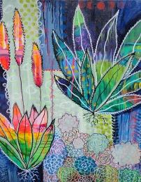 """Succulents"" 2016"