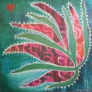 """""""I Love Succulents"""" - 2018"""