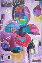 """Napa Purple Iris"" - 2018"